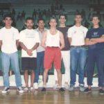 Equipe de competição - 1994