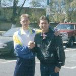 Julio Cesar Chaves (Toluca - México) - Campeão Mundial de Boxe