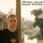 1996 - Fatsan - Local onde treinava Leung Jan - Rei do Kung Fu Wing Tsun