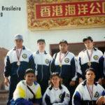 1996 - Seleção Brasileira em Hong-Kong