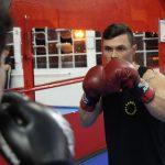 Postura de luta no boxe chinês