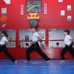 Kung Fu infantil - Treino de postura