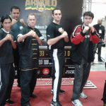 Arnold Classic South America - Equipe UNK